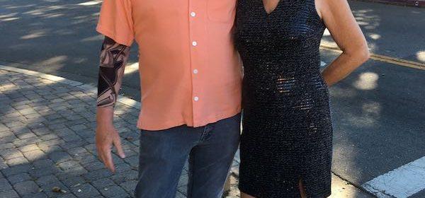 Melinda reed and partner