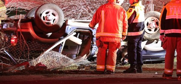 One dead in accident on Highway 101