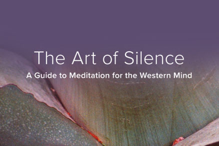 meditation book from local author