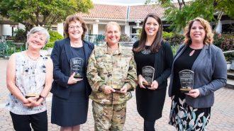 2019 Women of Distinction winners