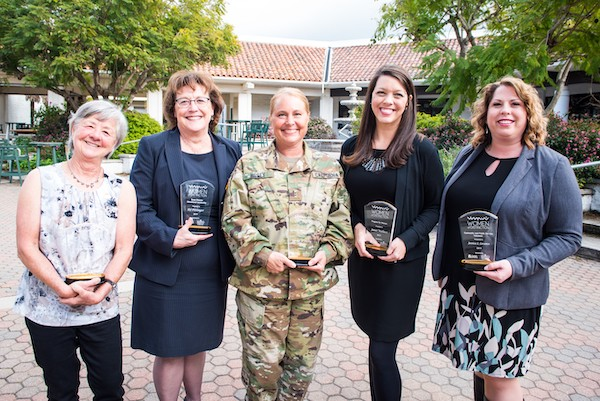 2019 Women of Distinction winners