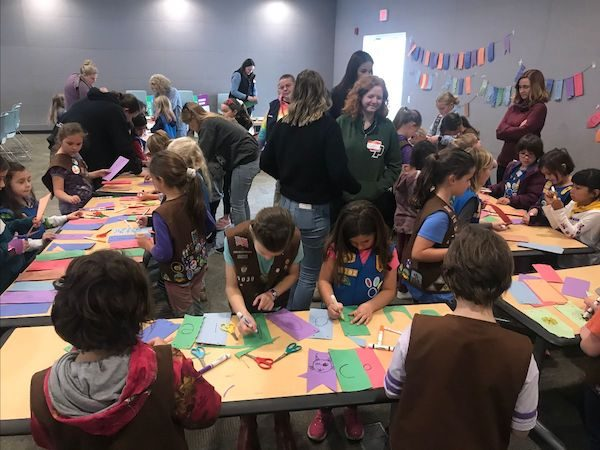 Girl scouts central coast cookie university