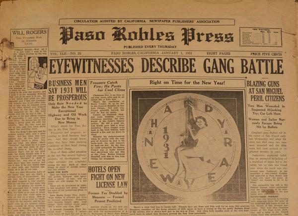 Looking Back: Eyewitnesses Describe Gang Battle