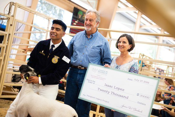 Applications for James W. Brabeck Youth Legacy Fund due Feb. 23