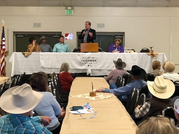 Cattlemens Meeting paso robles slo county