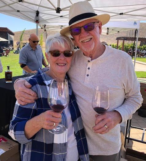 Chuck & Brenda Fletcher