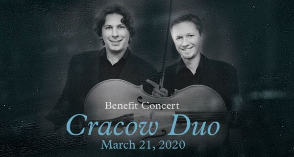 Cracow Duo to star in benefit concert for Paderewski Festival