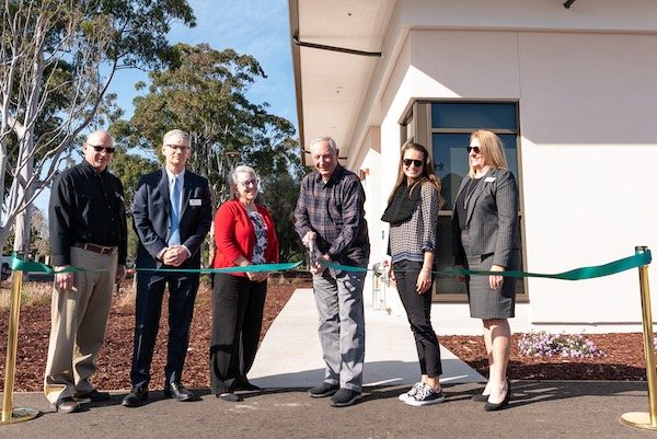 Cuesta College celebrates new data center with ribbon-cutting