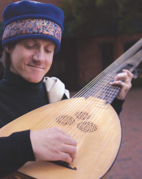 Guitarist David Rogers to play at the Porch Cafe in Santa Margarita