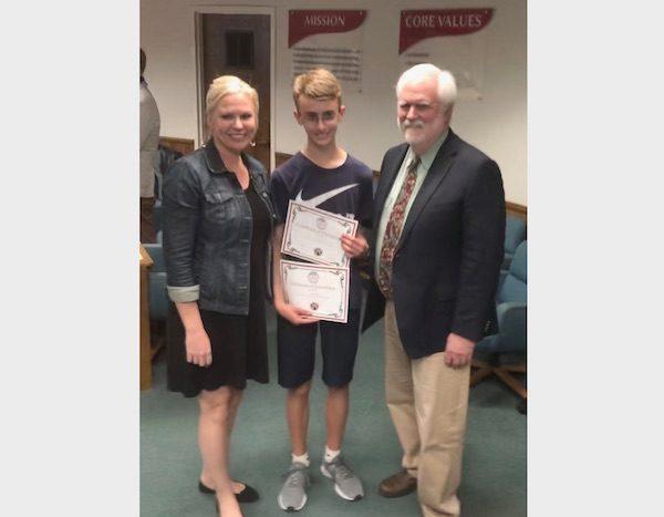 Mason keep awarded