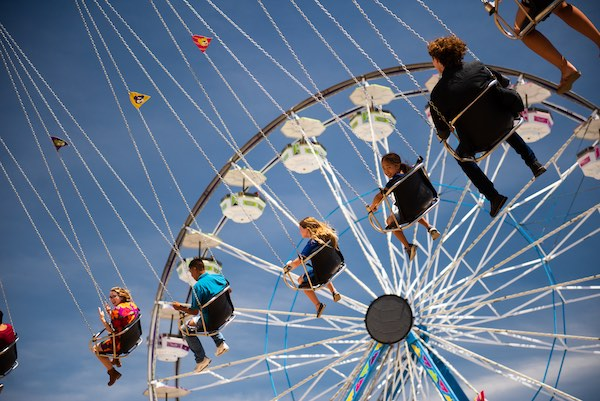 Mid-State Fair is expected to open 2020