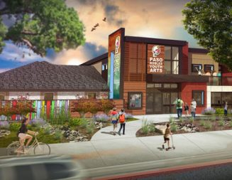 Youth arts foundation announces major expansion project