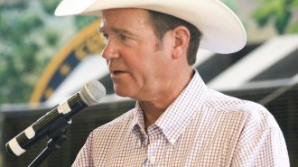 Pete Clark named 2020 Country Rodeo Honoree