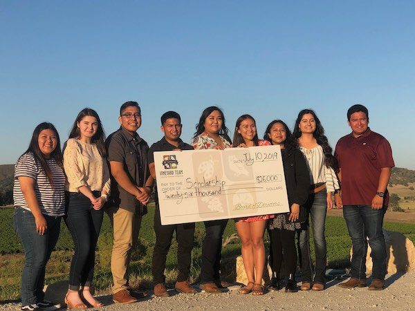 Sip for Scholars Event Raises Funds for Children of Central Coast Vineyard Workers