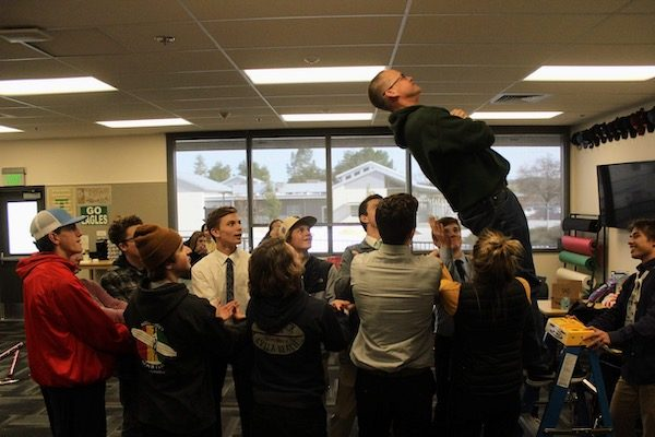 Templeton Teacher Matt MacFarlane chosen as finalist for 'top teacher' in national contest
