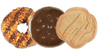 girl scout cookie weekend central coast