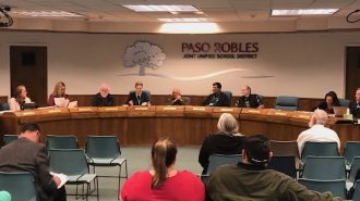All Paso Robles schools closed, sports canceled until April 13