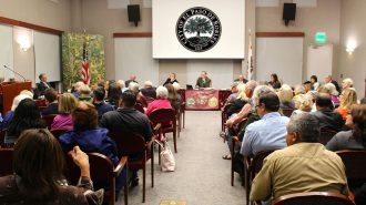 City Council Live Stream meetings in Paso Robles, CA