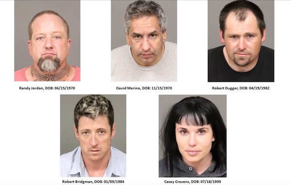 Drug trafficking operation Paso Robles