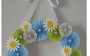 Make a 'Spring Wreath' at the Paso Robles Library