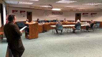Paso Robles School Board Meets at a distance