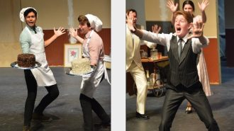 'The Drowsy Chaperone' 1920s comedy musical takes center stage at TPAC