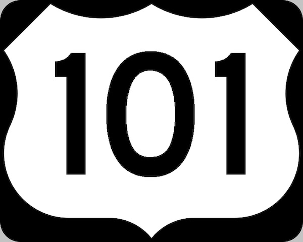 Highway 101 repair project in Atascadero continues with overnight highway, lane closures
