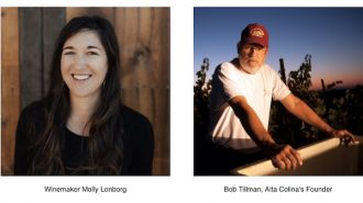 Alta Colina names Molly Lonborg as Winemaker