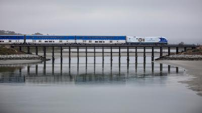 New study looks at increasing rail options for the Central Coast