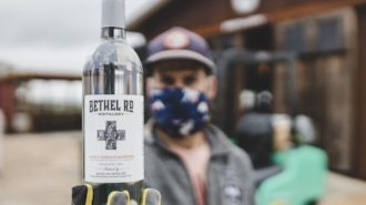 Bethel Rd. Distillery joins the ranks of local distillers creating sanitizer