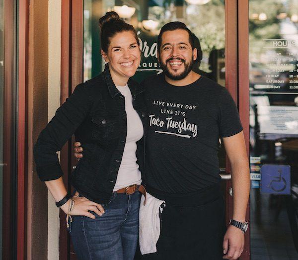 Husband and wife duo, Joel and Kristin