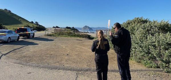 Man reports being beaten up, left by side of the road in Morro Bay