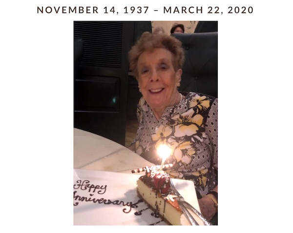 Obituary for Alice 'Florence' McConnell, 82