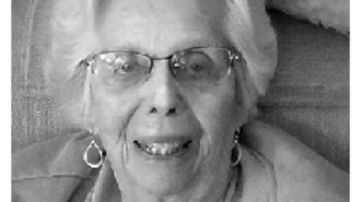 Obituary for Nancy Harris, 96