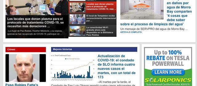 noticias de paso robles en espanol