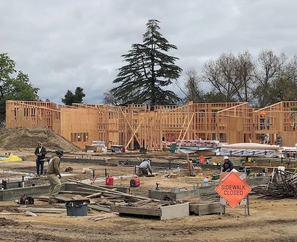 School board debates future of Bauer Speck campus, construction continues