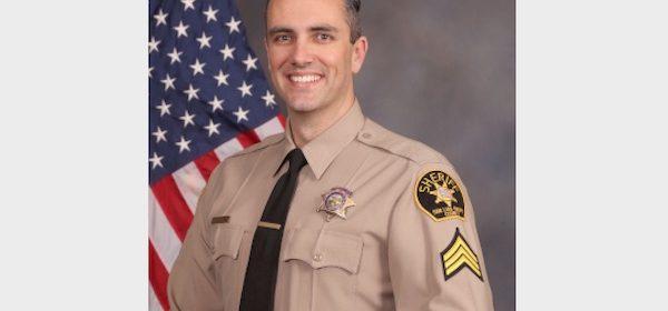 Sergeant Jason Caron, San Luis Obispo Sheriff's Office