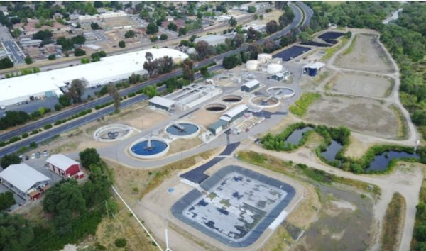 Wastewater treatment plant wins statewide engineering award
