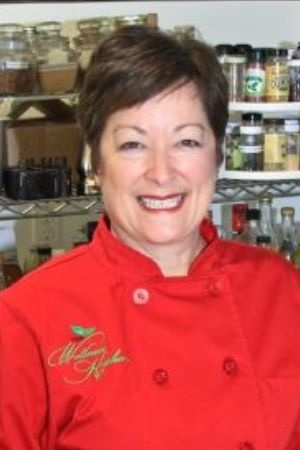 Nancy Walker, Founding Director of the Wellness Kitchen