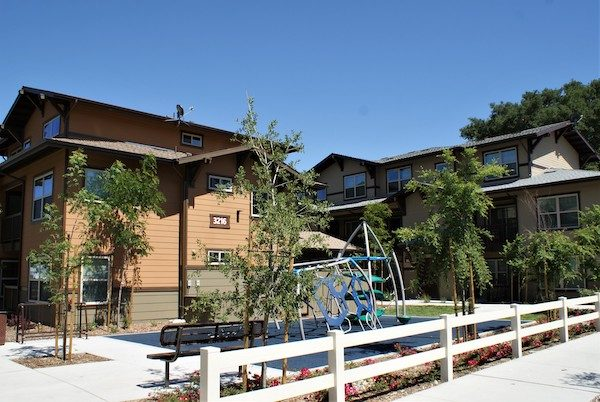 New affordable housing units now completed and leased in Paso Robles