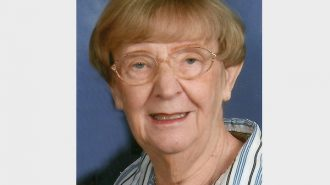 Obituary for Norma Lee Mueller, 87
