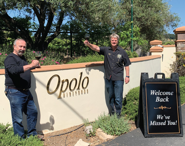 Opolo reopens after Covid-19