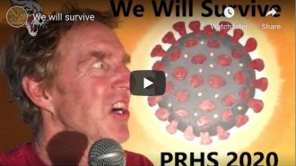 Video: Paso Robles High School teachers serenade students with 'We Will Survive'