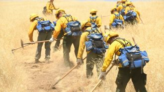 During COVID-19 crisis, Cal Guardsmen prepare for wildfires