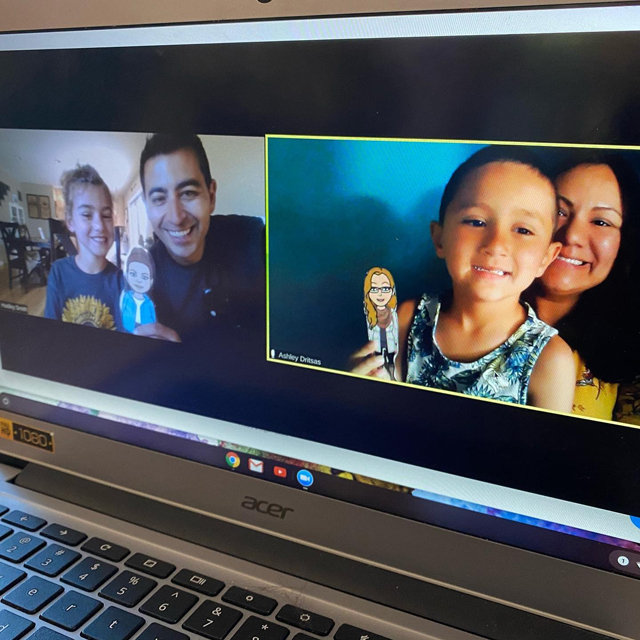 Local elementary school reports success with distance learning during pandemic