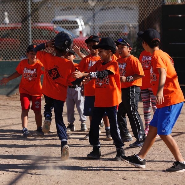 Junior Giants Paso Robles