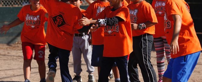 Junior Giants Paso Robles