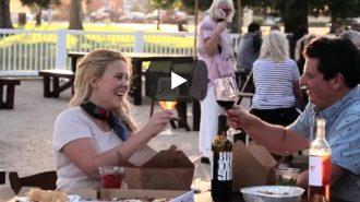 Video: Downtown City Park open for 'al fresco' dining