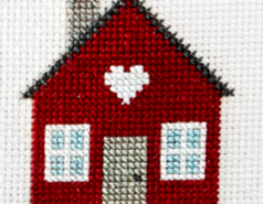 Cross Stitch House paso robles library crafts