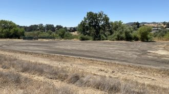 City developing temporary tent site for homeless in riverbed